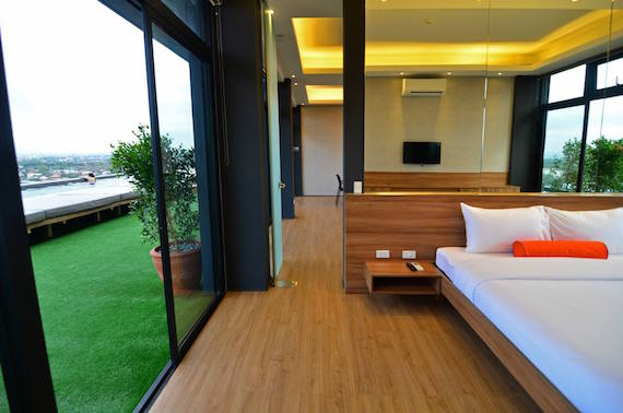 A Villa bedroom azumi