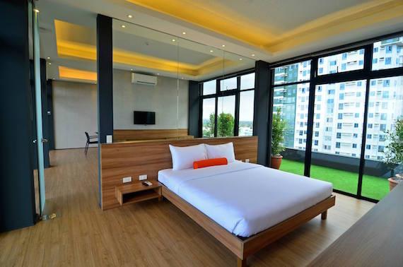 A villa bedroom photo azumi hotel