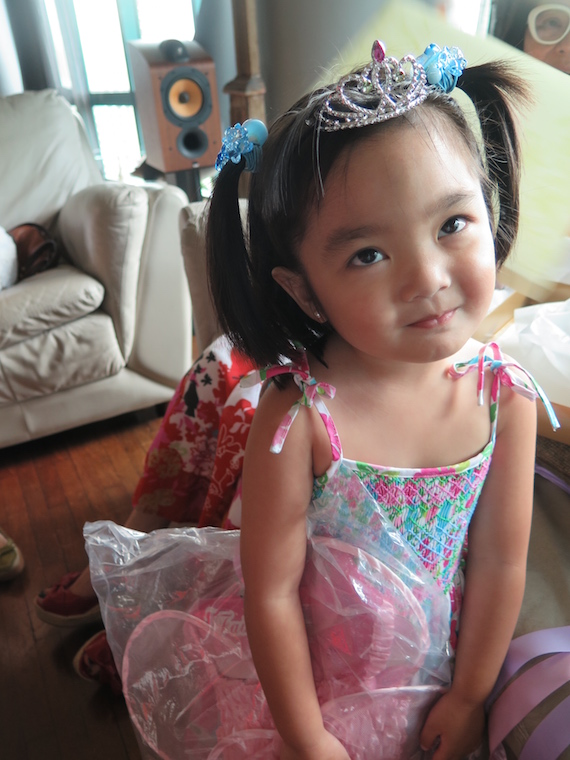 Stellie's Birthday  (2)