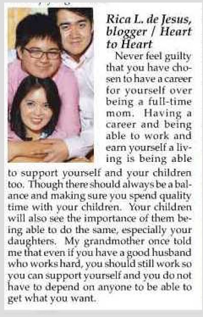 mothers day philippine star mons 2015