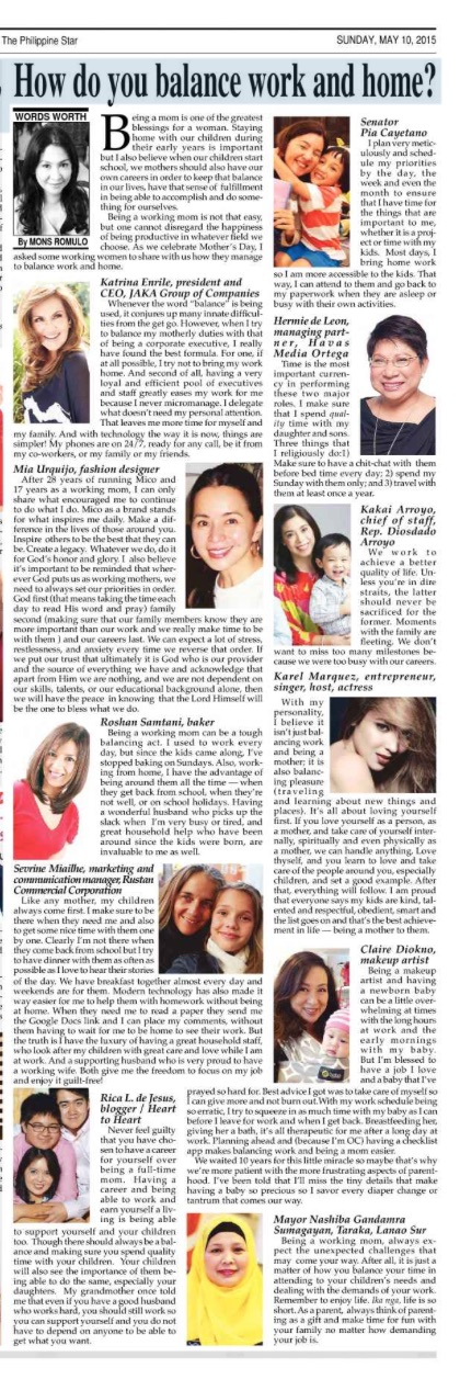 work and home philstar mons 2015