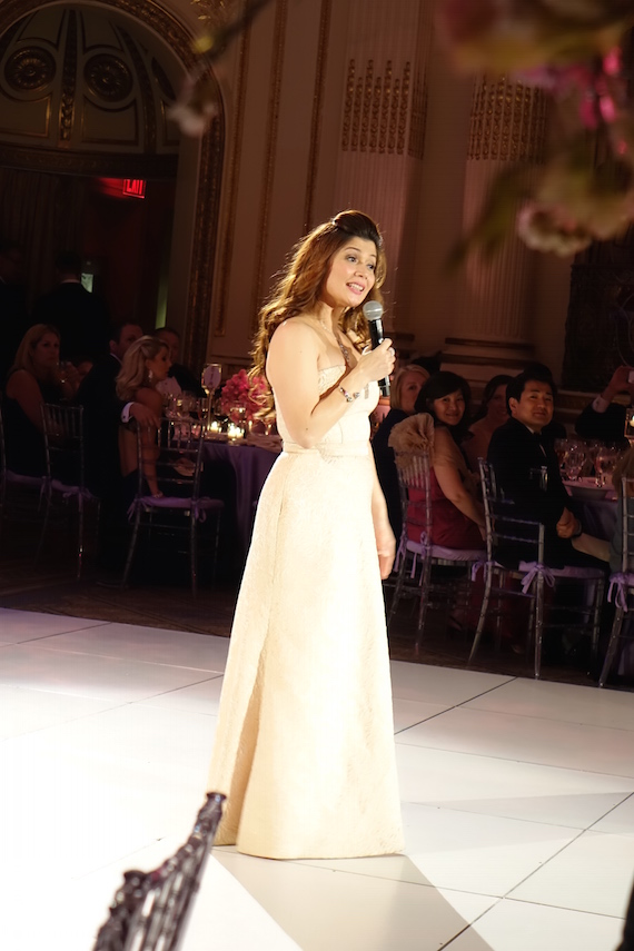 Ana The Maid of Honor at Ken and Faith's Wedding (1)