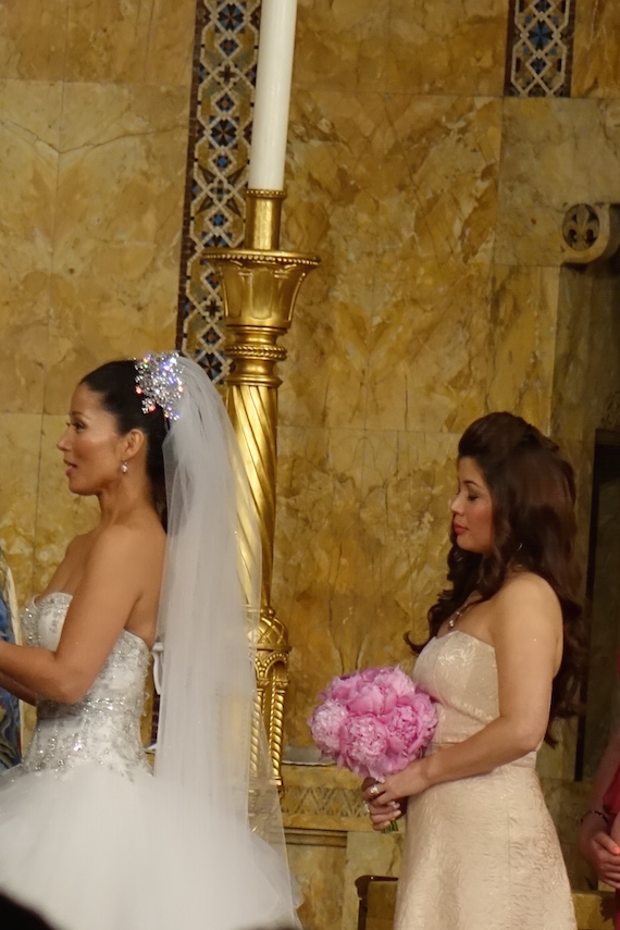 Ana The Maid of Honor at Ken and Faith's Wedding (5)