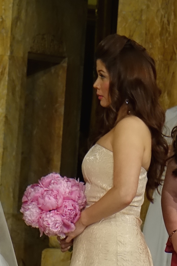 Ana The Maid of Honor at Ken and Faith's Wedding (6)