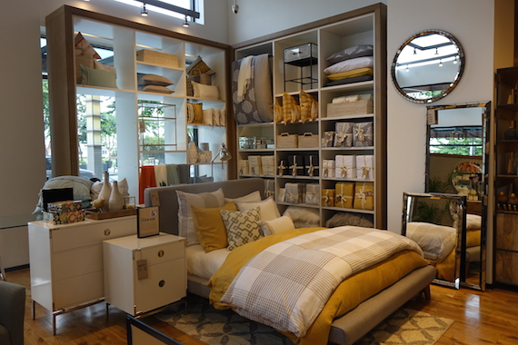 west elm opens their first store in the philippines heart 2 heart. Black Bedroom Furniture Sets. Home Design Ideas