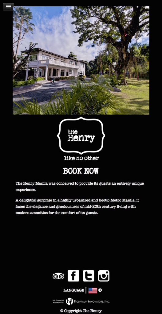 The Henry Hotel Manila| like no other