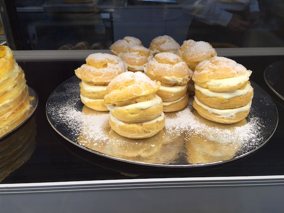 Choux Fromage Paper Moon Philippines