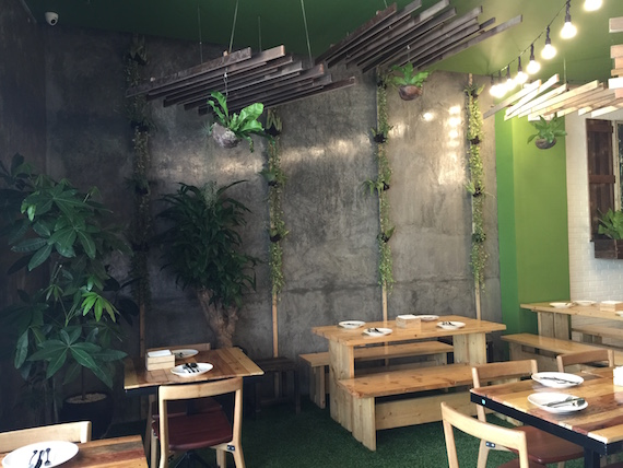 Earth Kitchen Now in Taguig