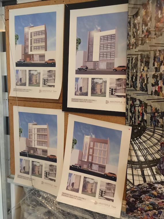 Future plans for House of Laurel Rajo Laurel