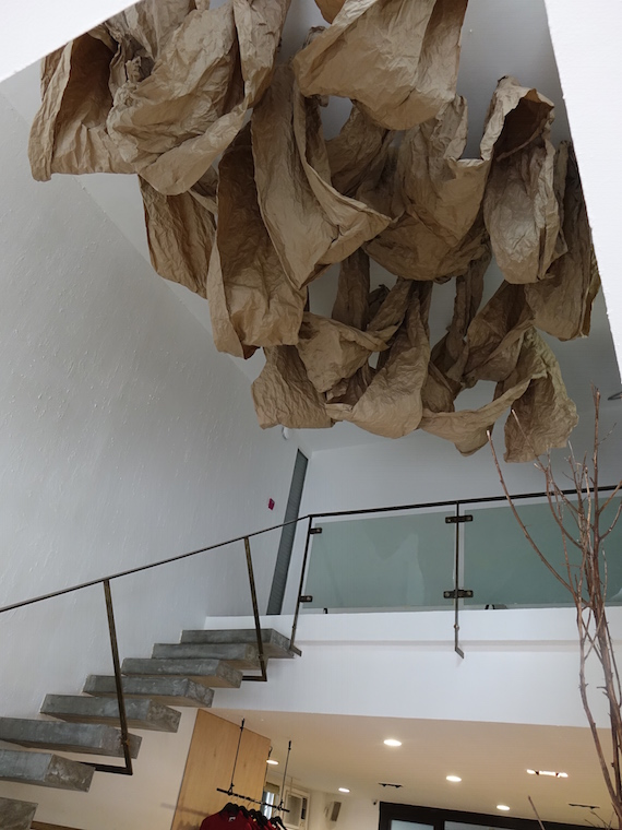 House of Laurel Installation by Rajo Laurel