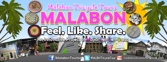 Malabon Tricycle tour contact