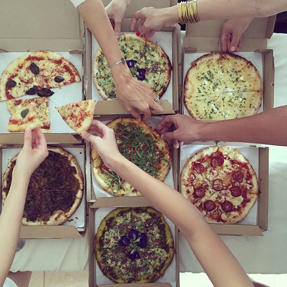 Museum Foundation's MaArte_Pizza
