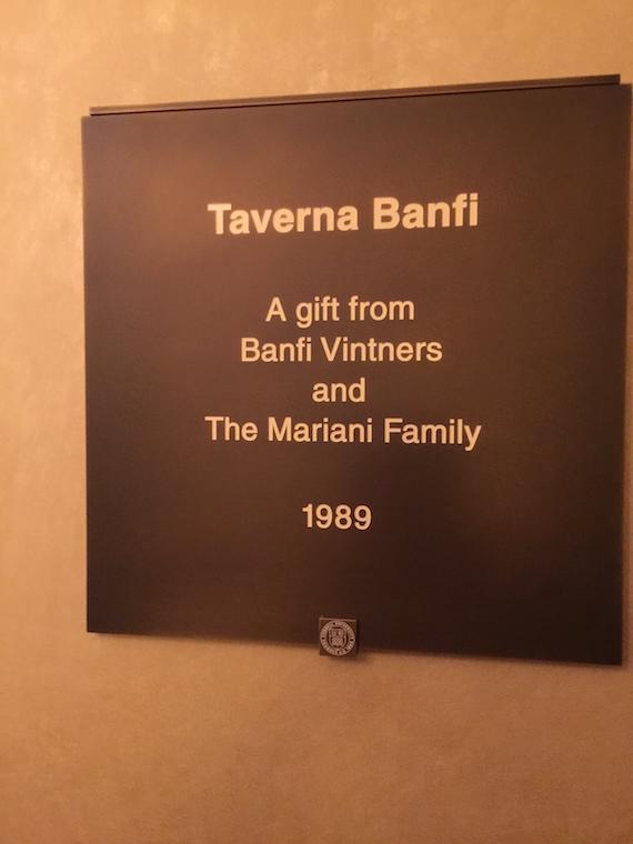 Taverna Banfi at the Statler Hotel (8)