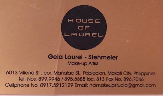 gela laurel house of laurel