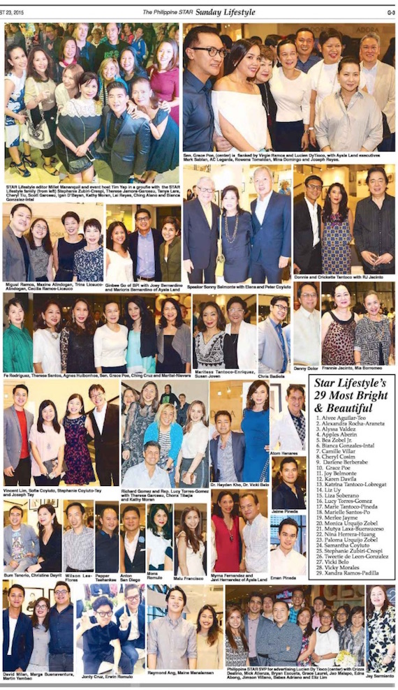 25 Most beautiful phil star page 3