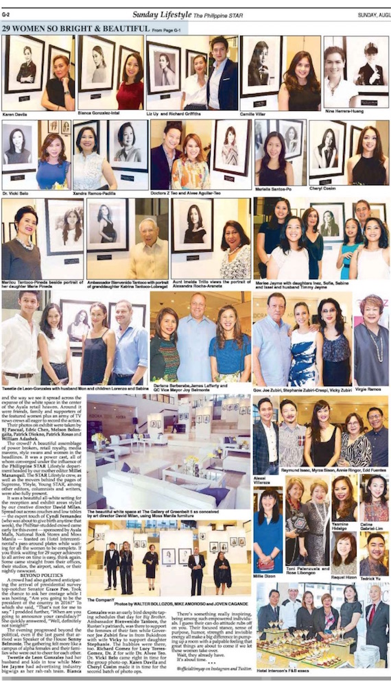 29 most bright and beautiful phil star 2