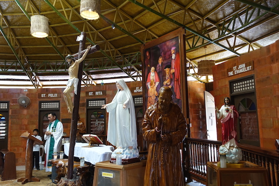 Archdiocesan Shrine of Padre Pio (12)