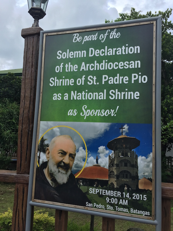 Archdiocesan Shrine of Padre Pio (32)