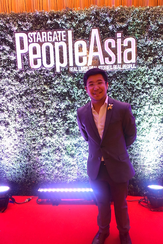 Carlo Jose Assistant Editor People Asia Women of Style and Substance 2015