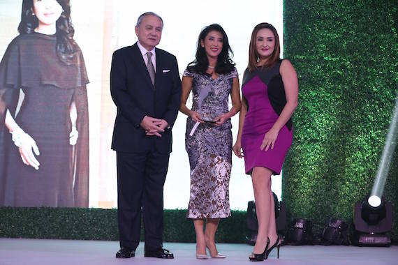 Crickette Tantoco People Asia Women of Style and Substance 2015