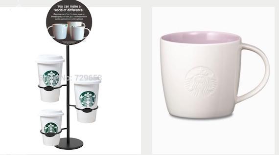For here mug starbucks philippines green initiatives