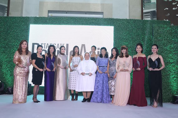 group shot People Asia Women of Style and Substance 2015