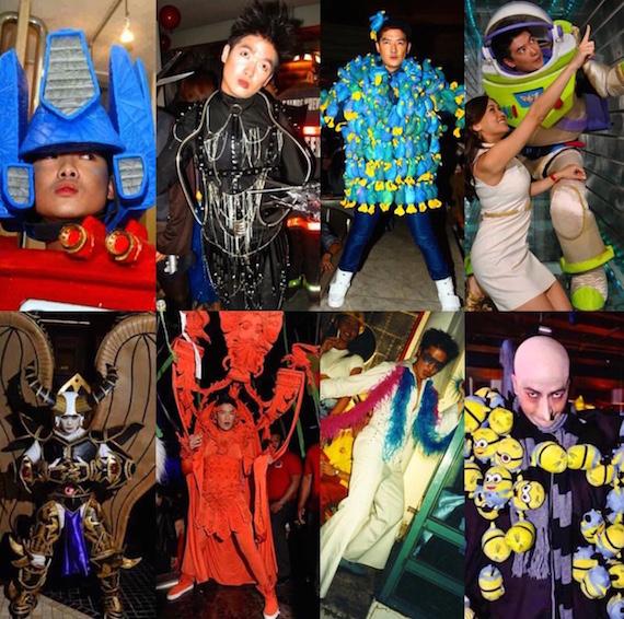tim yap halloween costume 2018
