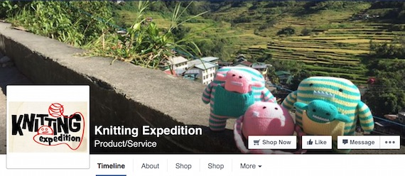 knitting expedition facebook