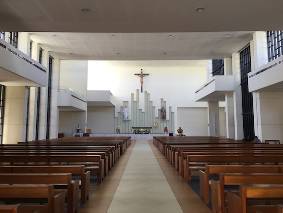 Chapel of San Pedro Calungsod SM Seaside City Cebu (5)