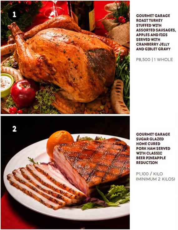 Gourmet Garage Christmas Dishes 2015 (3)