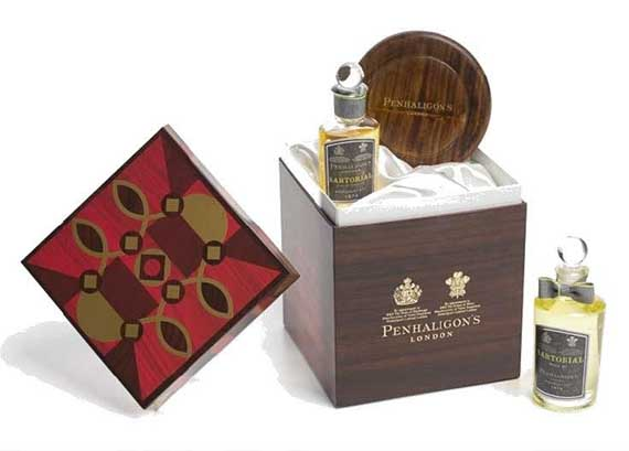 Penhaligons Customisable Christmas Gift box
