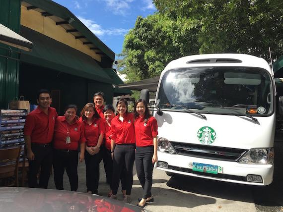 Starbucks Venti Van (1)