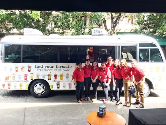 Starbucks Venti Van (6)