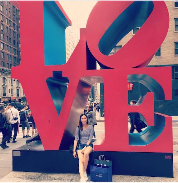 Aina del Rosario Love