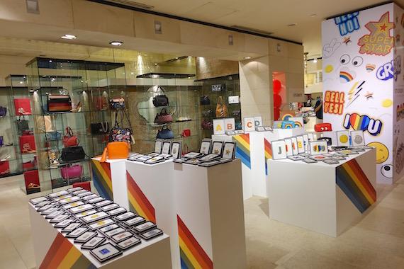 Anya Hindmarch Sticker Shop (3)