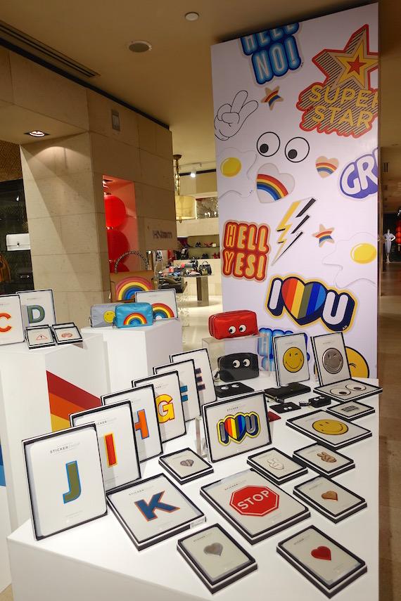 Anya Hindmarch Sticker Shop (7)