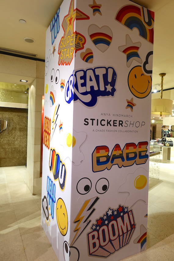 Anya Hindmarch Sticker Shop (9)