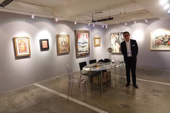 Art Fair 2016 salcedo auctions