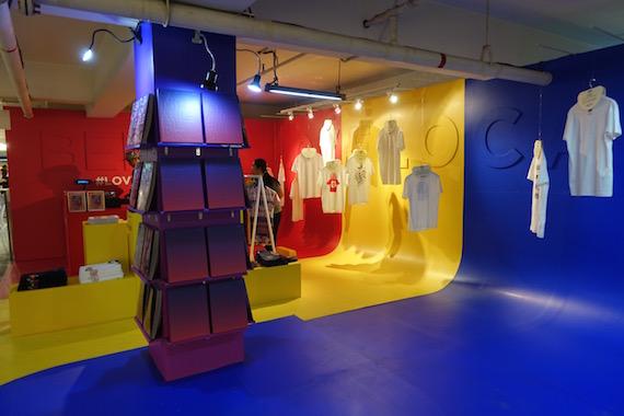 Art Fair 2016 shop