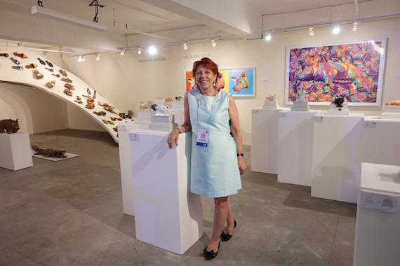 Art Fair 2016 sylvana diaz galeria due mile