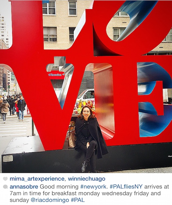 Love Anna Sobrepena