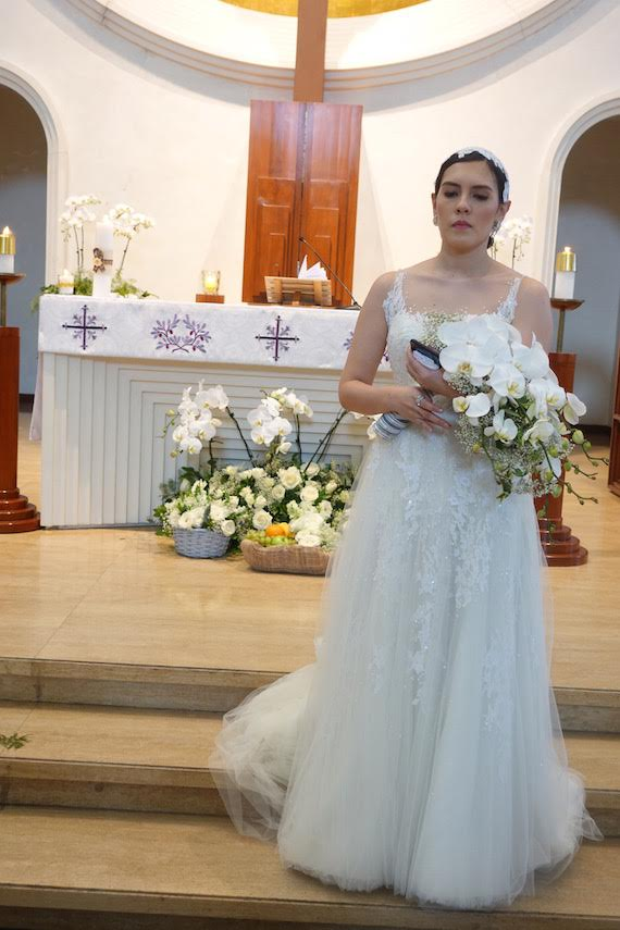 MJ and Isa Church Wedding (20)