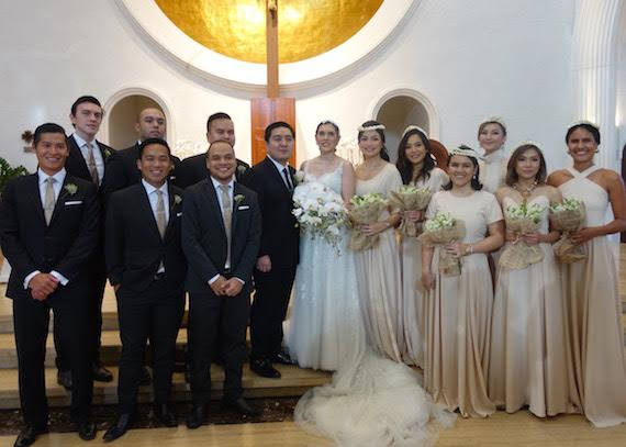MJ and Isa Church Wedding (26)