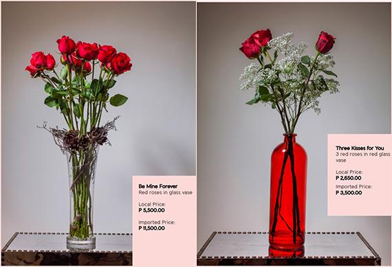Rustan's Flower Shop Valentines (3)