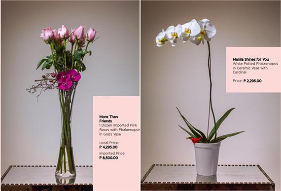 Rustan's Flower Shop Valentines (4)