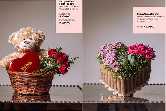 Rustan's Flower Shop Valentines (5)