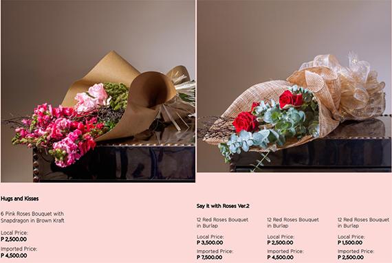 Rustan's Flower Shop Valentines (7)