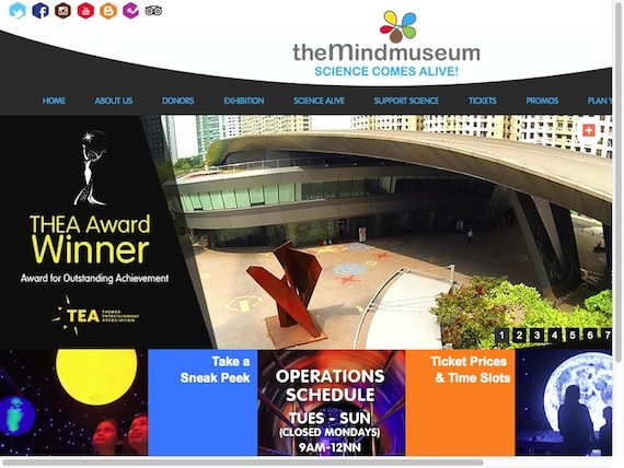 The Mind Museum is a well-anticipated, world class Science museum in the Philippines. Log on to know more about the amazing science galleries and exhibits.