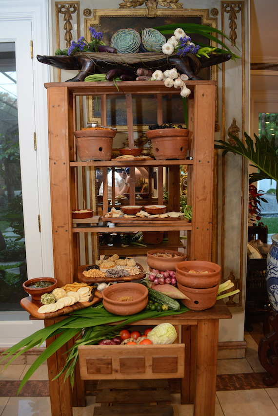 The filipino cabinet happy Tiu private dining