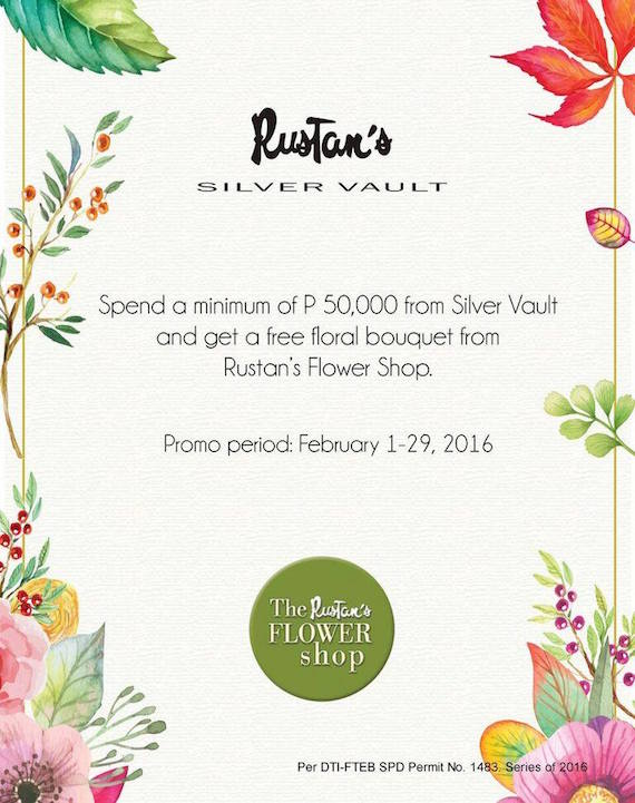 share the love rustans valentines 2016 2 rustans flower shop